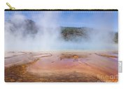 Grand Prismatic Geyser Carry-all Pouch