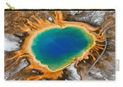 Grand Prismatic Spring II Carry-all Pouch