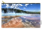 Grand Prismatic Spring - Yellowstone Carry-all Pouch