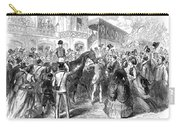 Grand Prix De Paris, 1870 Carry-all Pouch