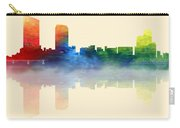 Grand Rapids Michigan Skyline 2 Carry-all Pouch