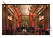 Grand Salon 01 Queen Mary Ocean Liner Carry-all Pouch