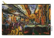 Grand Salon 05 Queen Mary Ocean Liner Photo Art 04 Carry-all Pouch