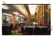 Grand Salon 05 Queen Mary Ocean Liner Carry-all Pouch