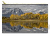 Grand Teton Gold Carry-all Pouch