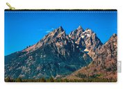 Grand Teton Mountain Carry-all Pouch