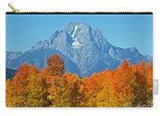 Grand Teton National Park 2 Carry-all Pouch