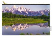Grand Teton Reflection Carry-all Pouch