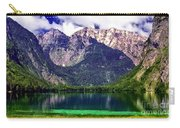 Grand Tetons National Park Painting Carry-all Pouch