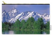 Grand Tetons National Park Wy Carry-all Pouch