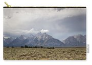 Grand Thunder - Grand Teton National Park - Wyoming Carry-all Pouch
