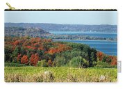 Grand Traverse Winery Lookout Carry-all Pouch