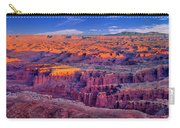 Grand View Point Evening Panorama Carry-all Pouch
