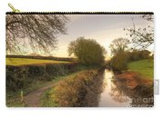 Grand Western Canal At Halberton  Carry-all Pouch