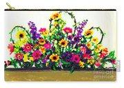Grandchildren's Bouquet Carry-all Pouch