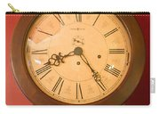 Grandfather Clock Top 1 Carry-all Pouch