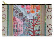 Grandma In A Tree - Framed Carry-all Pouch