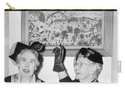 Grandma Moses Carry-all Pouch