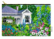 Grandma's Garden Carry-all Pouch