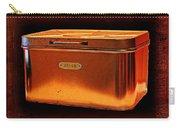Grandma's Kitchen- Copper Breadbox Carry-all Pouch