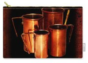Grandma's Kitchen-copper Measuring Cups Carry-all Pouch