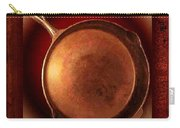 Grandma's Kitchen- Copper Skillet Carry-all Pouch