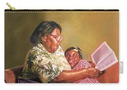 Grandmas Love Carry-all Pouch by Colin Bootman