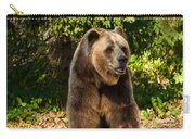 Grandpa Bear Carry-all Pouch