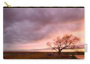 Storm At Dusk 2am-108346 Carry-all Pouch