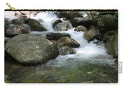 Granite Boulders In A River  Carry-all Pouch