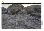 Granite Mountain Boulders Carry-all Pouch