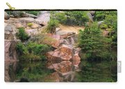 Granite Quarry And Reflections In The Missouri Ozarks Carry-all Pouch