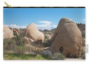 Granite Rock Formations Carry-all Pouch
