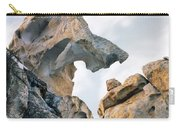 Granite Texture Carry-all Pouch
