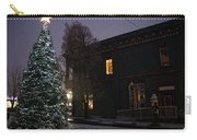 Grants Pass Town Center Christmas Tree Carry-all Pouch