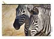 Grant's Zebras_b1 Carry-all Pouch