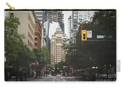Granville Street Carry-all Pouch