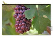 Grape Bunch Carry-all Pouch