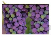 Grape Bunches Portrait Carry-all Pouch