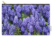 Grape Hyacinth At Thanksgiving Point - 1 Carry-all Pouch