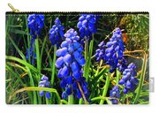 Grape Hyacinths 2014 Carry-all Pouch