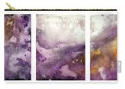Grape Impressions Original Madart Painting Carry-all Pouch
