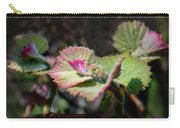 Grape Leaves In Spring Carry-all Pouch