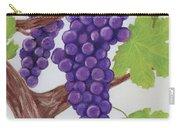 Grape Vine Carry-all Pouch