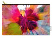 Grape Vine Burst Carry-all Pouch by Bill Gallagher
