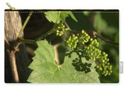Grape Vine In Spring Carry-all Pouch