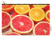 Grapefruit And Oranges Carry-all Pouch