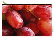 Grapes Carry-all Pouch by Les Cunliffe