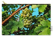 Grapes Of Wachau Carry-all Pouch