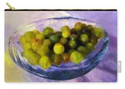 Grapes On The Half Shell Carry-all Pouch